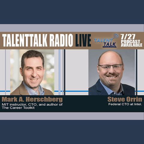 Mark A. Hershberg and Steve Orrin 07/27/2021