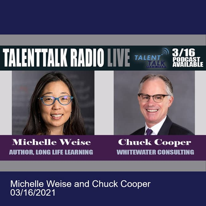 Michelle Weise and Chuck Cooper 03/16/2021
