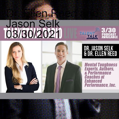 Dr. Ellen Reed and Jason Selk 03/30/2021