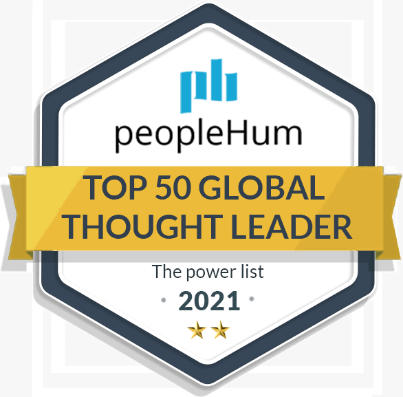 Chris Dyer - Top 50 Global Thought Leader