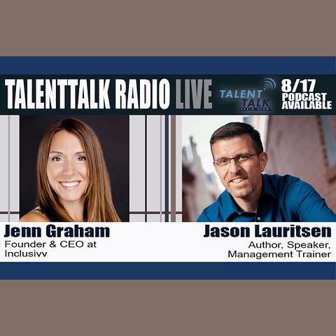 Jenn Graham and Jason Lauritsen 08/20/2021