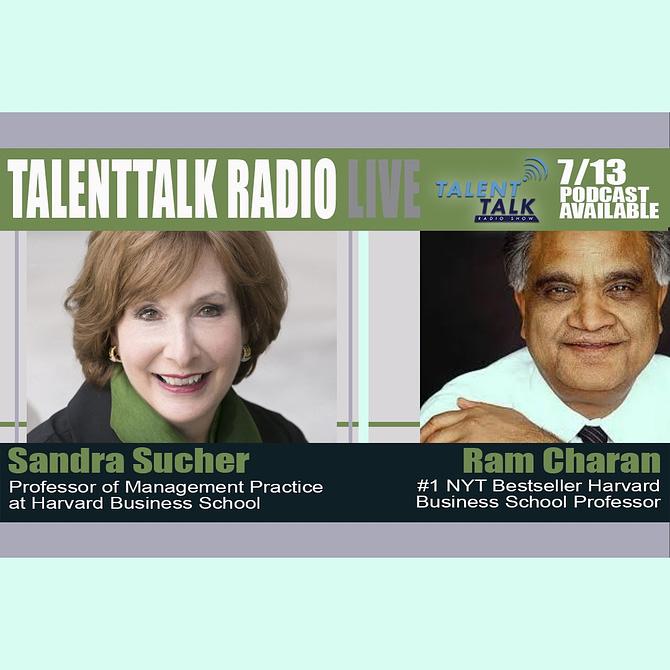 Sandra Sucher and Ram Charan 07/13/2021