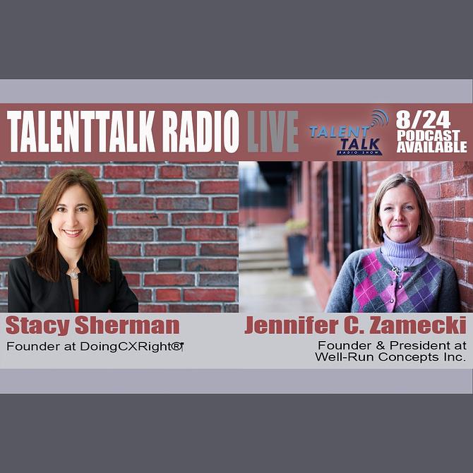 Stacy Sherman and Jennifer C. Zamecki 08/24/2021